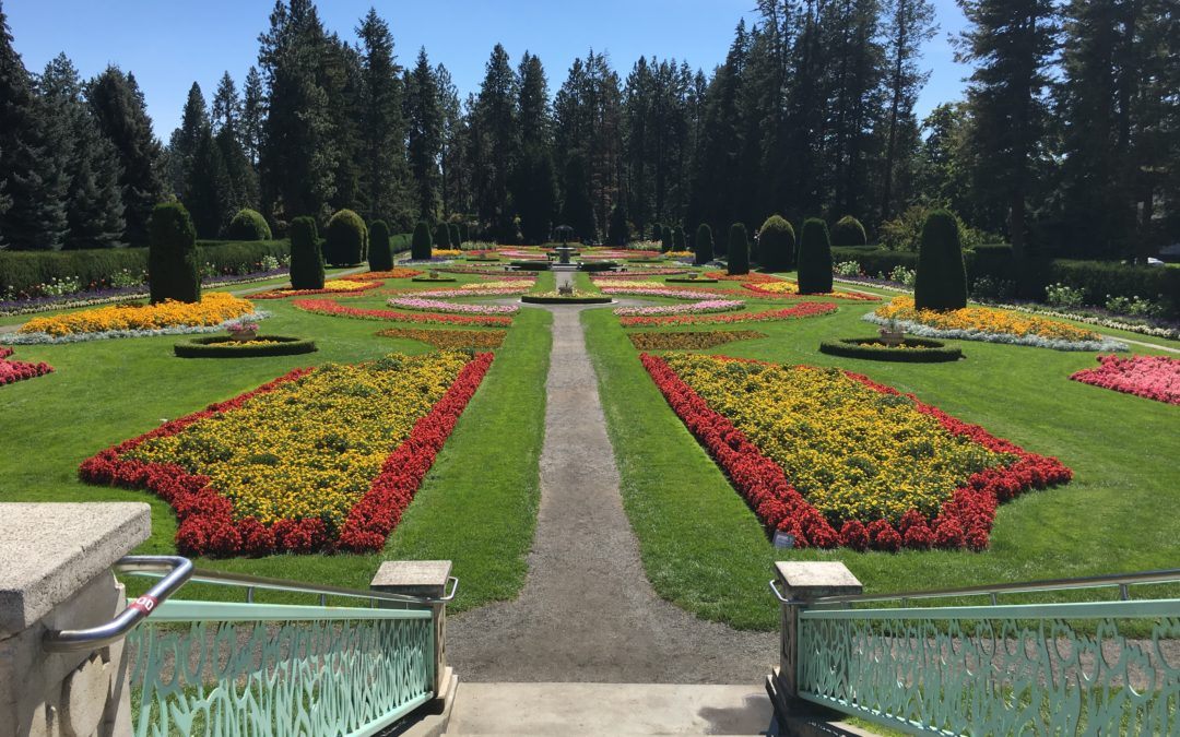 Amazing Manito Park and Duncan Garden